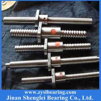 Bearings for ball screw